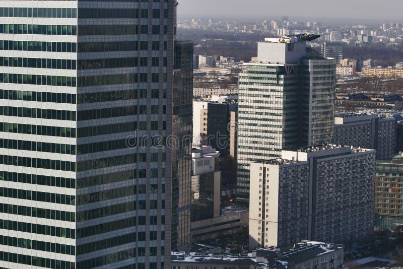 Paesaggio 14 della città fotografia stock libera da diritti