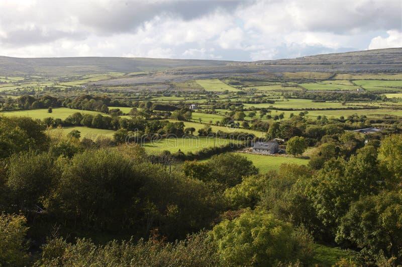Paesaggio 16 dell'Irlanda fotografia stock
