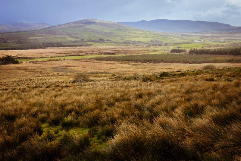 paesaggio Anello di Kerry l'irlanda fotografia stock libera da diritti