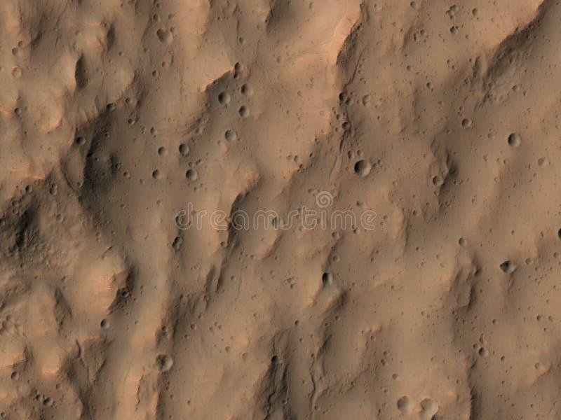 Paesaggio Astratto Su Marte Dominio Pubblico Gratuito Cc0 Immagine
