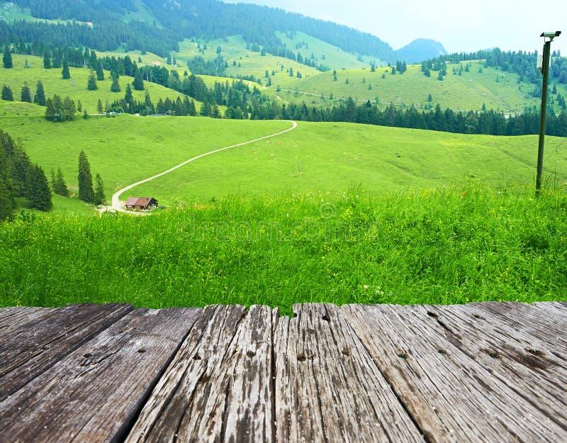 Download Paesaggio bavarese immagine stock. Immagine di bordo - 55351585