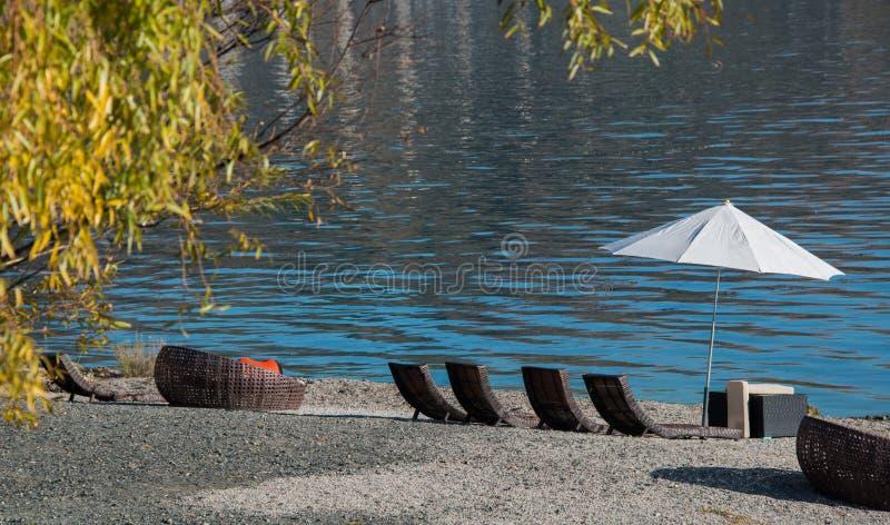 Paesaggio costiero del lago di erhai fotografia stock libera da diritti