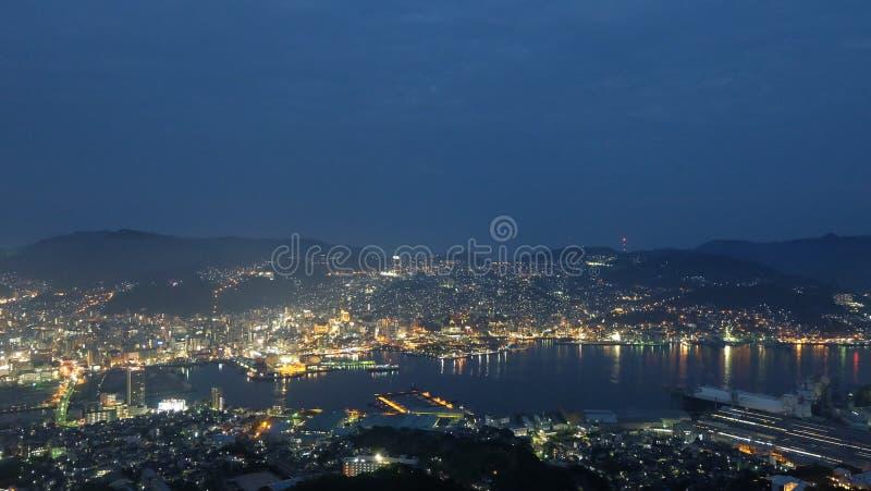 Paesaggio del Giappone immagini stock