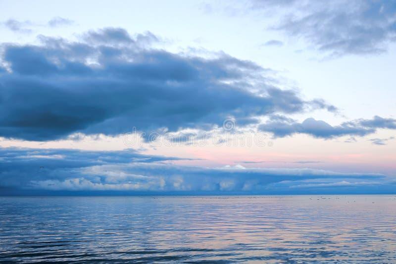 Paesaggio del lago qinghai immagine stock libera da diritti