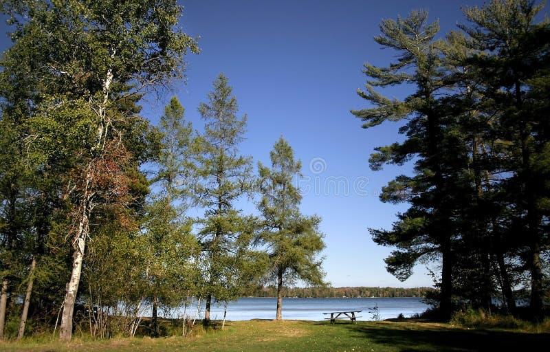 Paesaggio del Michigan immagini stock