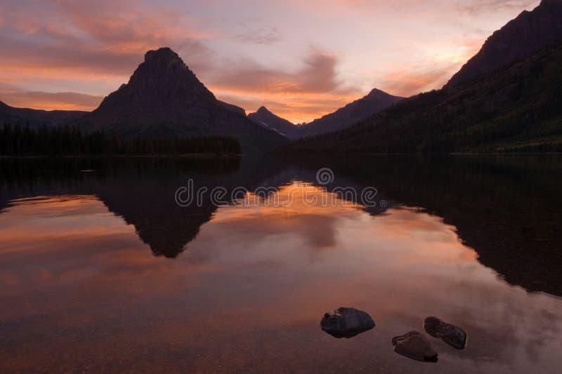 Paesaggio del Montana fotografia stock