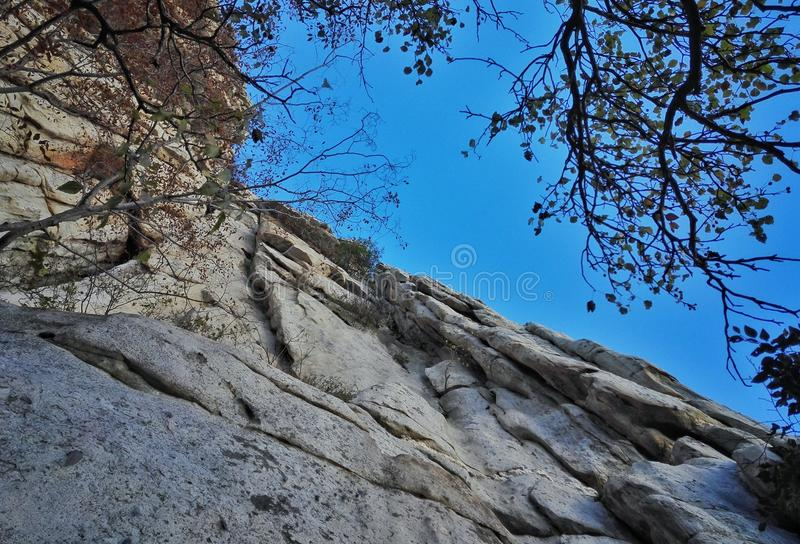 Paesaggio 2 dell'errore del Monte Song fotografia stock libera da diritti