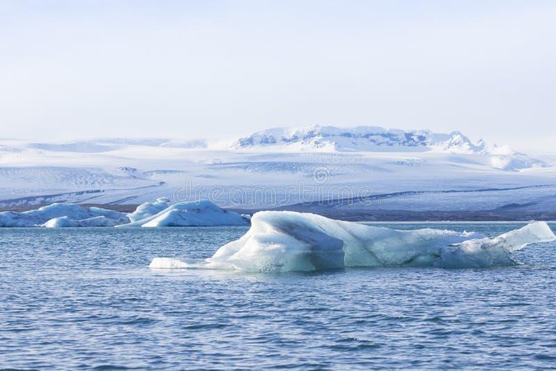 Paesaggio dell'Islanda  immagine stock