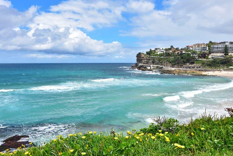 Paesaggio dell'oceano fotografie stock