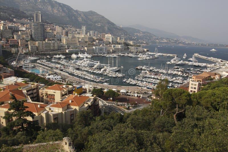 Paesaggio della Monaco fotografia stock libera da diritti