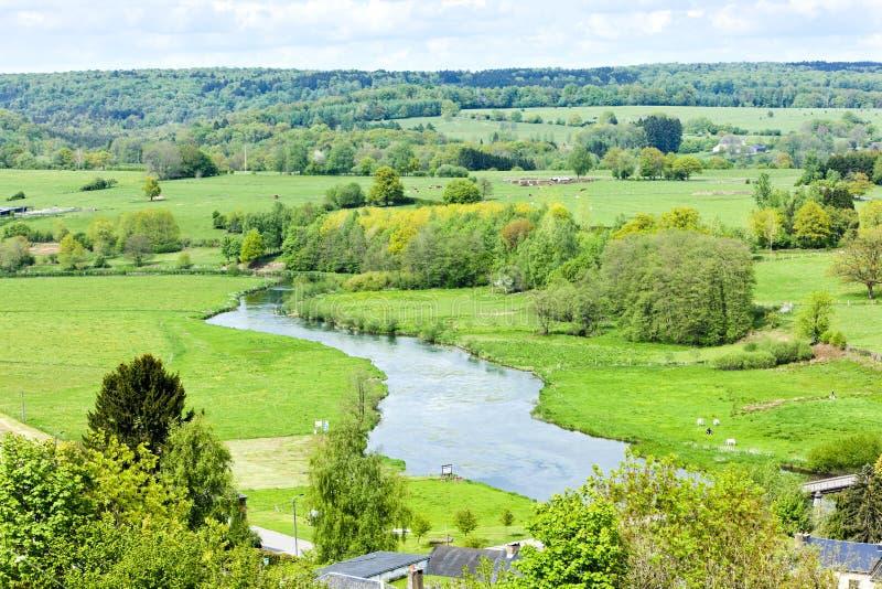 Paesaggio della sorgente