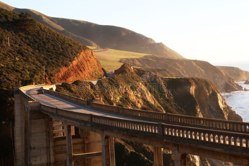 Paesaggio di Californias fotografia stock libera da diritti
