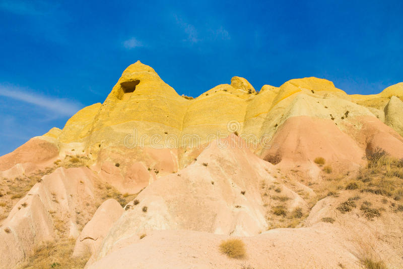 Paesaggio di Capadocia fotografie stock