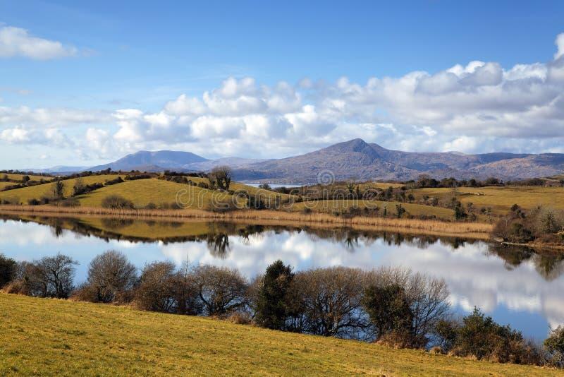Paesaggio di Co.Cork immagini stock