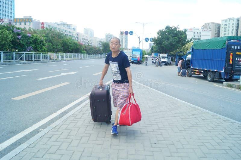 Download Paesaggio Di Traffico Urbano, A Shenzhen, La Cina Fotografia Editoriale - Immagine di elettrico, china: 55361377