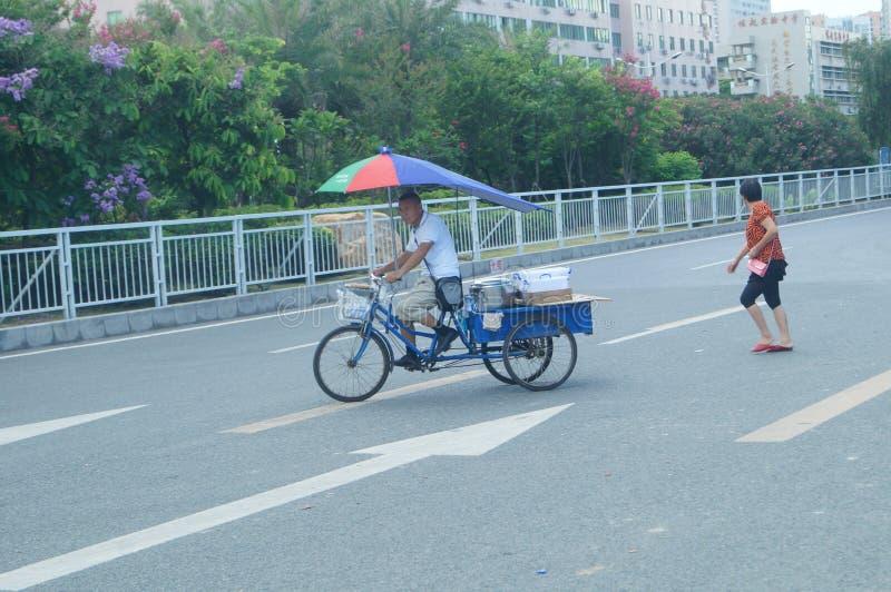 Download Paesaggio Di Traffico Urbano, A Shenzhen, La Cina Fotografia Editoriale - Immagine di paesaggio, urbano: 55361486
