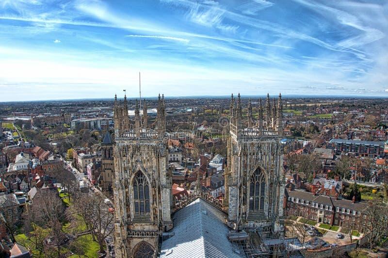 Paesaggio di York fotografie stock libere da diritti