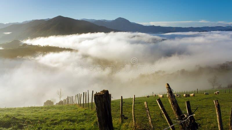Paesaggio europeo fotografie stock libere da diritti