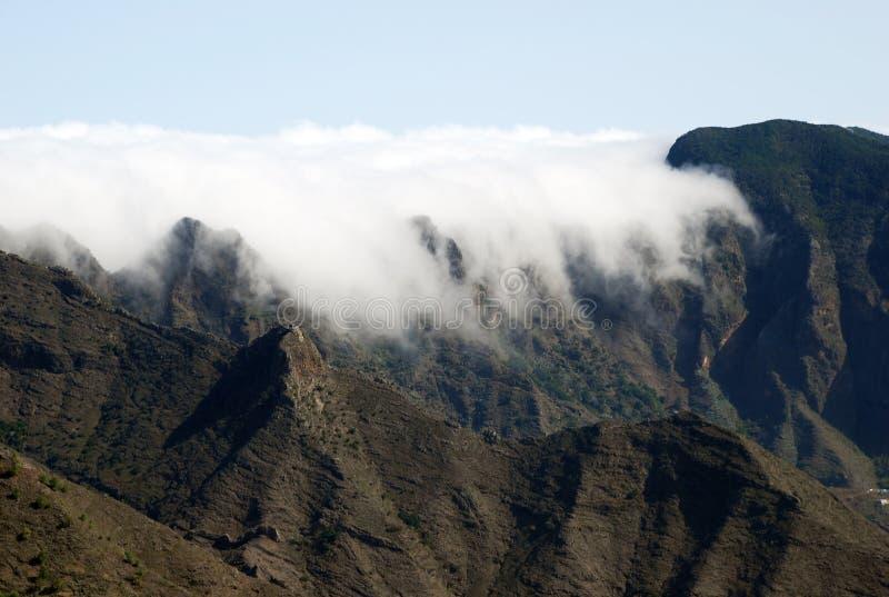 Paesaggio in isole Canarie fotografia stock libera da diritti