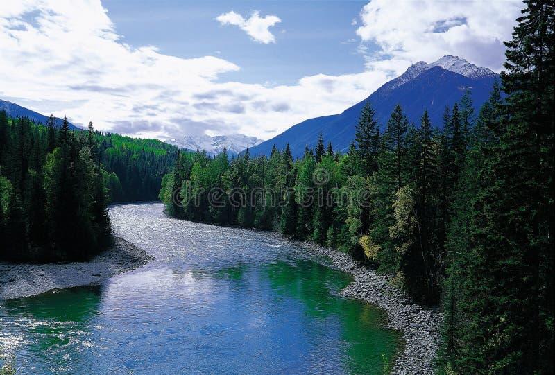 Paesaggio naturale fotografie stock