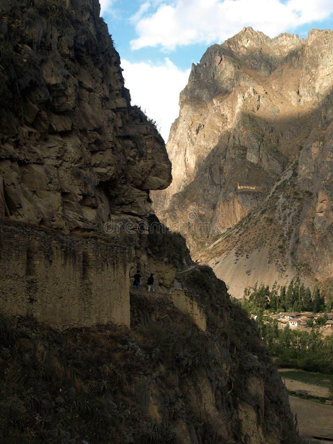 Paesaggio nel Tibet immagini stock libere da diritti