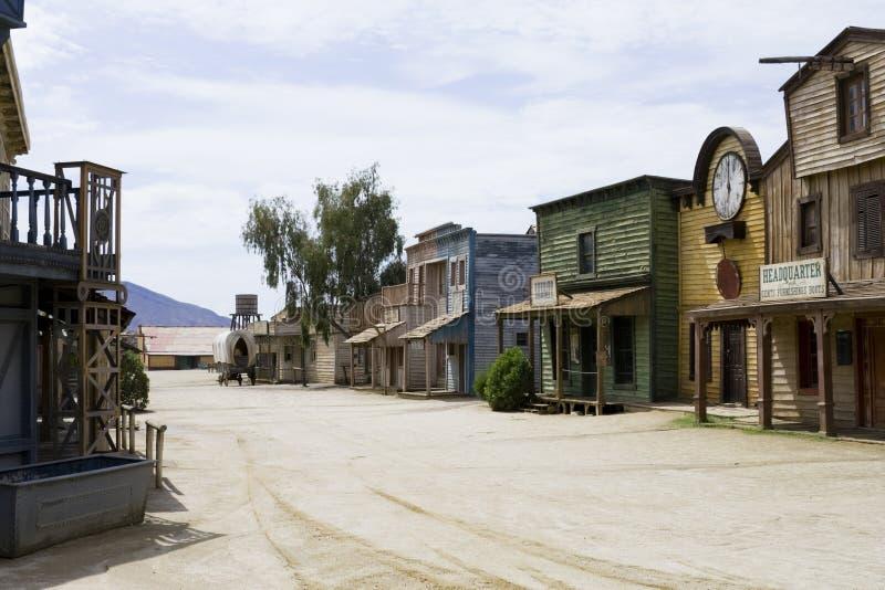 Paesaggio occidentale fotografia stock libera da diritti