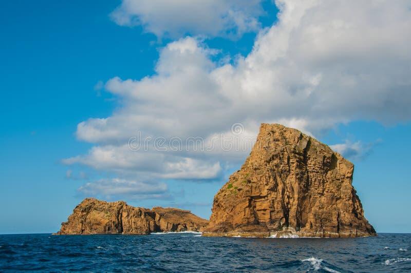 Paesaggio in Pico Island azores immagini stock libere da diritti