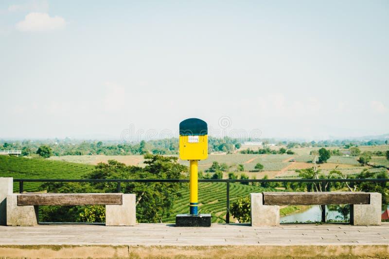 Paesaggio rurale, Chiang Rai, Tailandia immagine stock libera da diritti