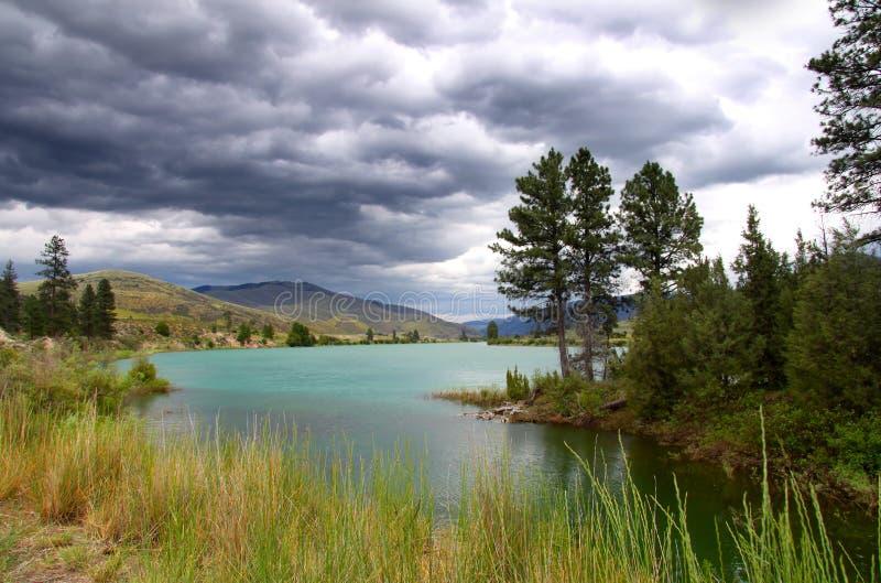 Paesaggio rurale scenico fotografia stock libera da diritti