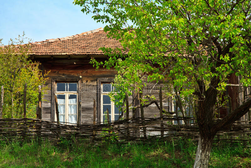 Paesaggio rurale, Tbilisi Georgia immagine stock