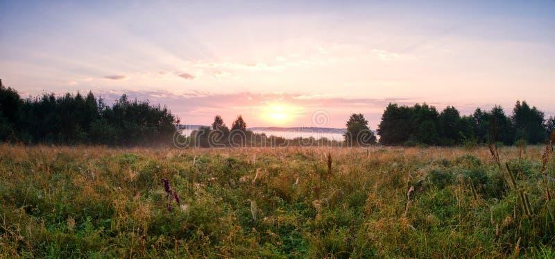 Paesaggio scenico, panorama fotografia stock libera da diritti