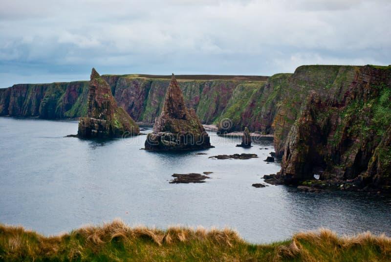 Paesaggio scozzese fotografie stock
