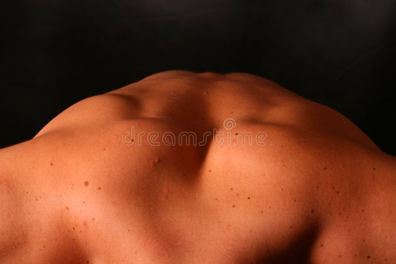Paesaggio umano fotografie stock