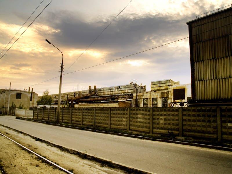 Paesaggio urbano immagine stock libera da diritti