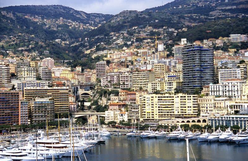 Paesaggio urbano della Monaco fotografia stock libera da diritti
