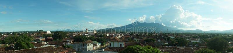 Paesaggio urbano di Granada fotografia stock