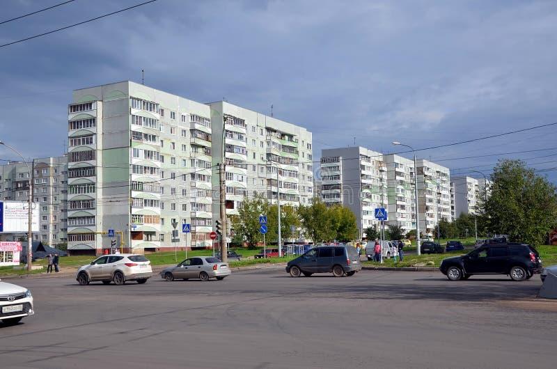 Paesaggio urbano di Vologda, Russia fotografia stock libera da diritti