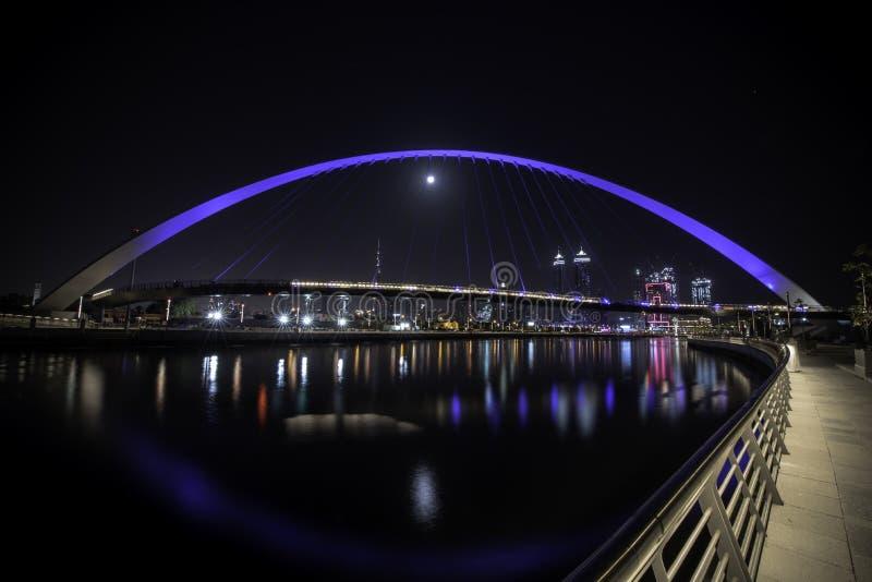 Paesaggio urbano, Dubai, UAE, GCC immagini stock