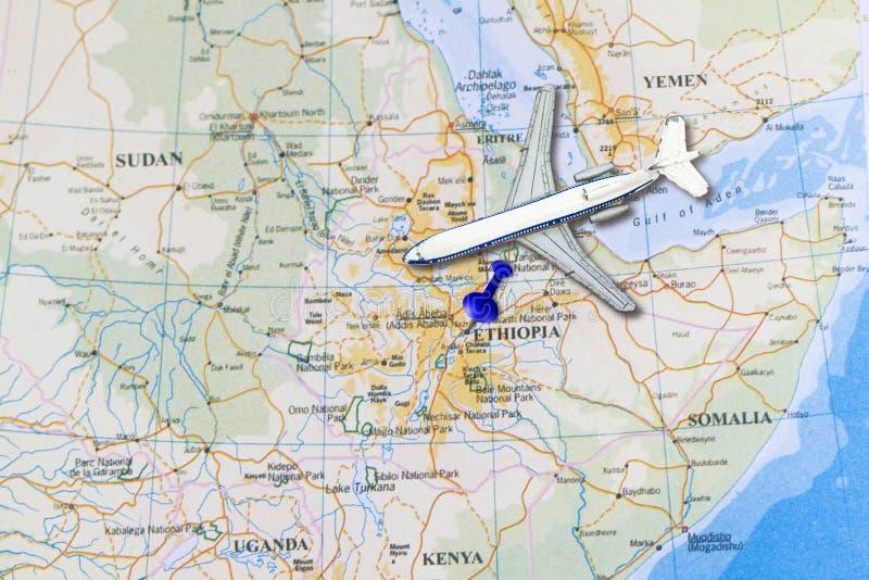 Paese dell'Etiopia immagine stock libera da diritti