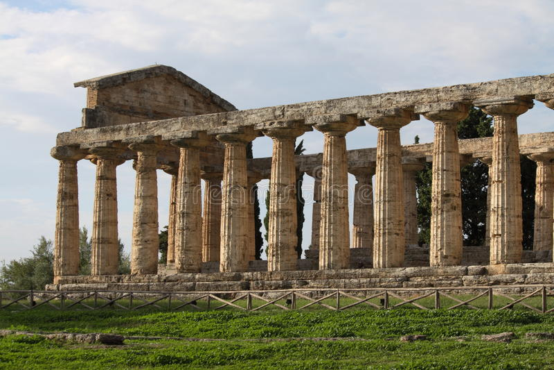 Paestum photos libres de droits