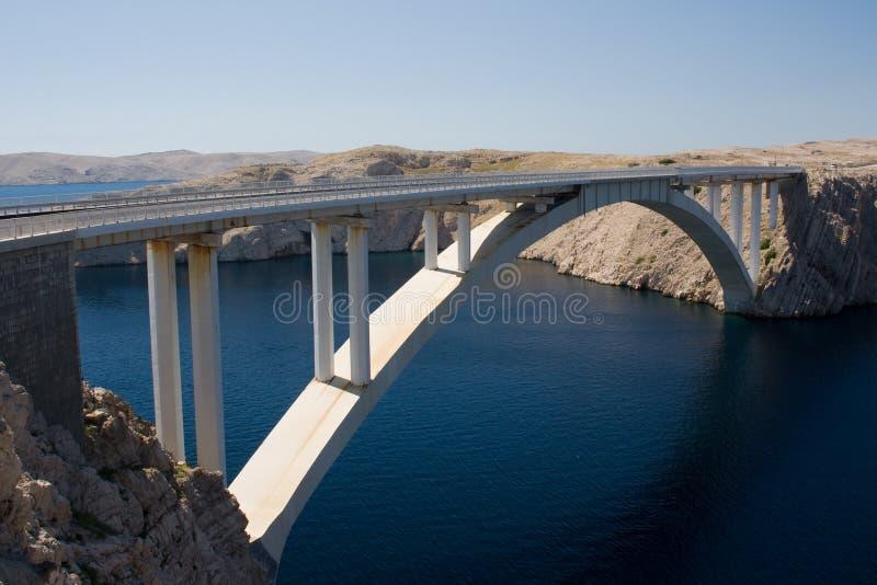 PAG-Brücke stockfoto
