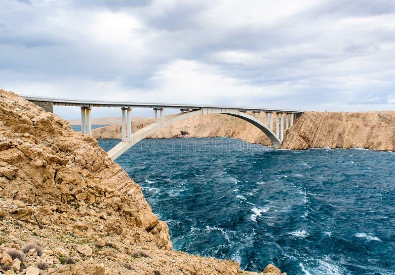 Download Pag Bridge Royalty Free Stock Photos - Image: 25063478