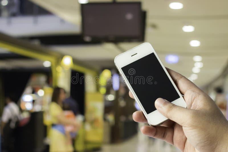 Pagamento mobile immagini stock