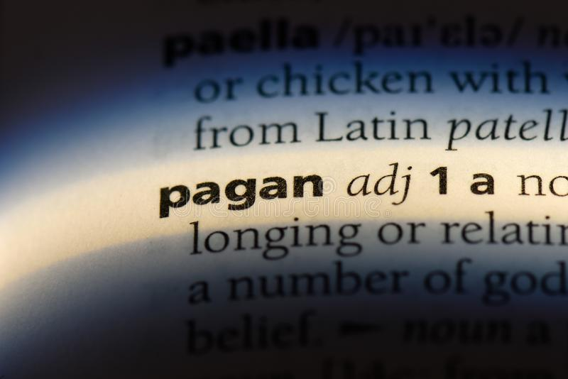 pagan stock photography