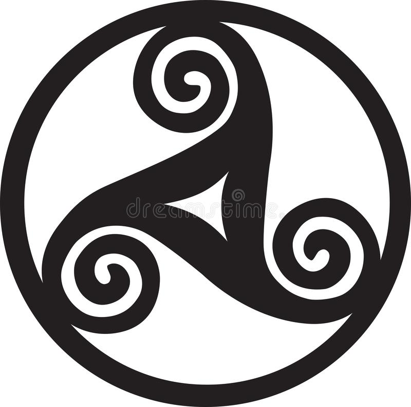 Triskelion Merlin Asatru Jewelry Celtic Merlin Morgana Druid