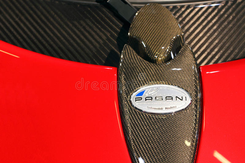 Download Pagani editorial stock image. Image of engines, market - 22375214