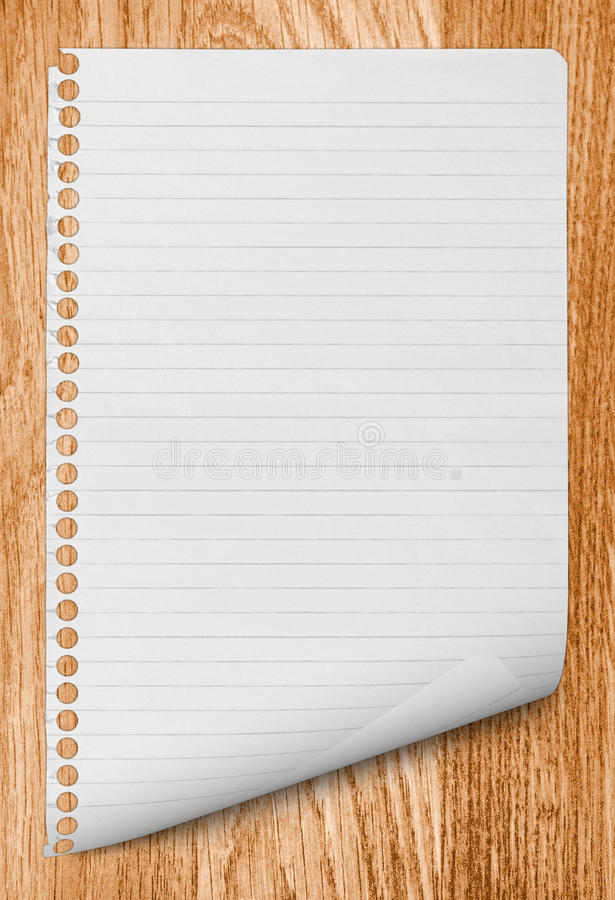 Page photo stock