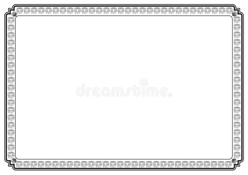 Download Page border stock illustration. Illustration of accent - 20903951