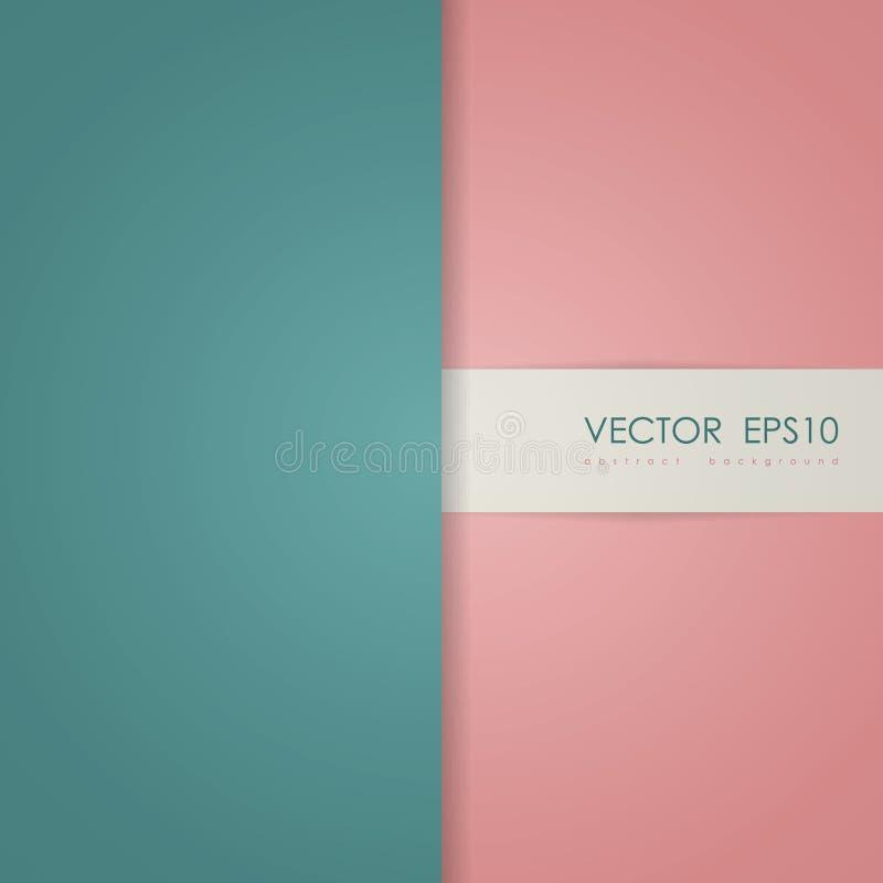Download Page De Couverture Simple Abstraite Avec Des Couches De Papier Vertes Et Rouges Illustration de Vecteur - Illustration du cache, drapeau: 87709644
