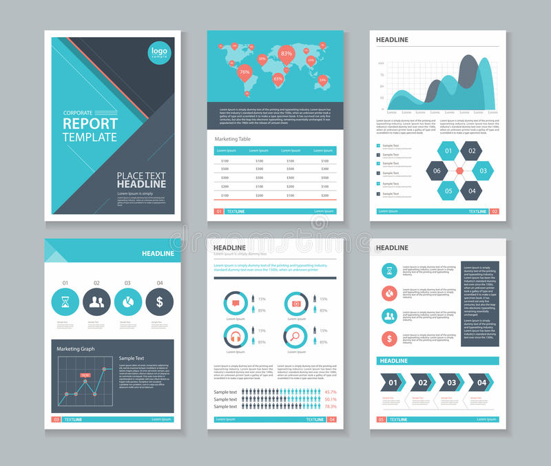 Page layout design template for brochure flyer and report stock download page layout design template for brochure flyer and report stock vector illustration of saigontimesfo